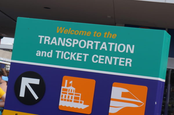 Once you get to Disney World, Disney takes care of the rest- even transportation from and back to the airport!