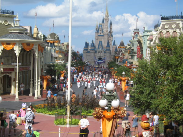 The Top Six Reasons to Visit Disney World in the Fall.