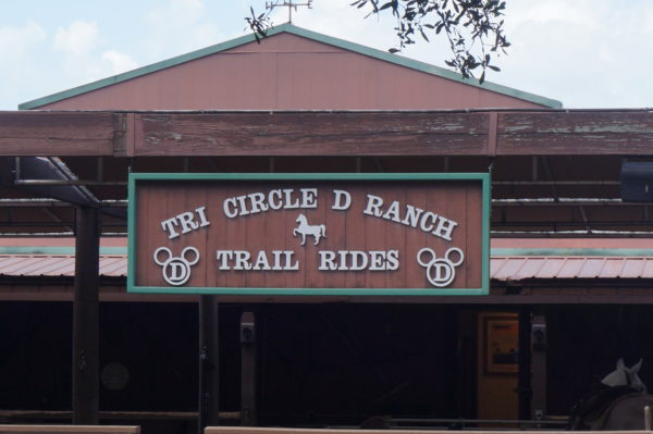 Tri Circle D Ranch will be relocated and Fort Wilderness will lose its shoreline to Reflections - A Disney Lakeside Resort bungalows.