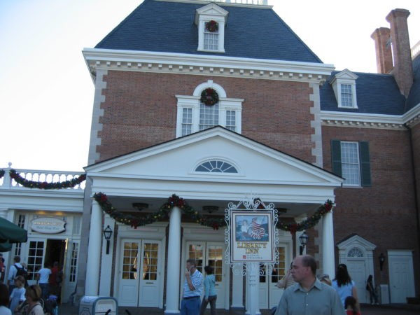 The Regal Eagle will be replacing the Liberty Inn in the American Adventure sometime this winter!