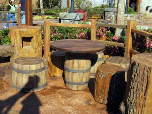 Pull up a barrel and sit for a while.