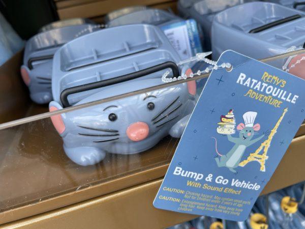 Remy's Ratatouille Adventure bump and go vehicle. $14.99