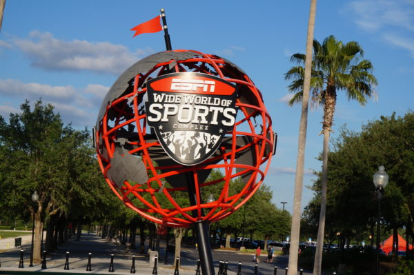 ESPN Wide World of Sports will expand this year to make space for even more sporting events.