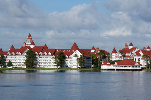 The Grand Floridian offers luxury and plenty of fun activities.