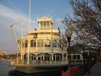 Restaurants In Downtown Disney