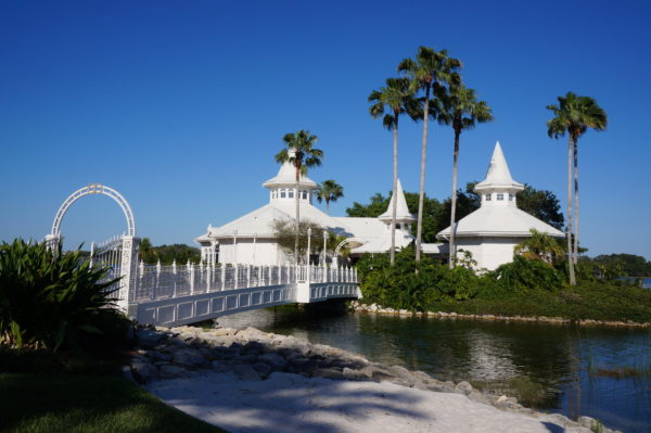 After you're done eating, head over to the Wedding Chapel next door to start dreaming about your wedding!