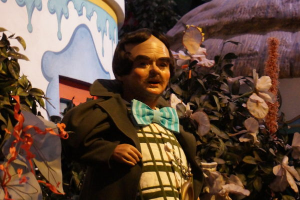 The best audio animatronics in The Great Movie ride were in The Wizard of Oz scene!