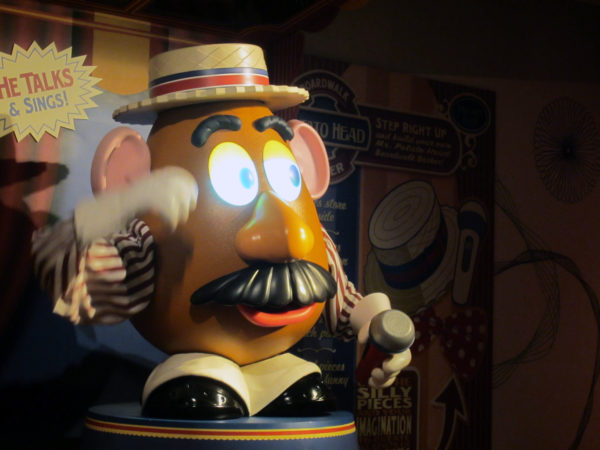 Everyone is hoping that Mr. Potato Head will return someday!