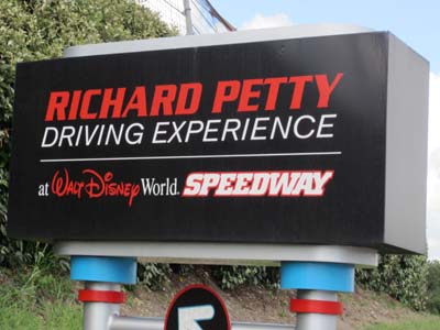 Meet your need for speed with an amazing driving experience on the Walt Disney World Speedway.