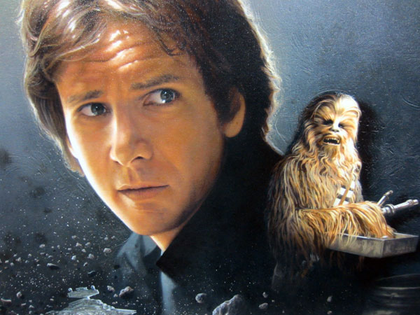 Hans Solo spin offs are on the way.