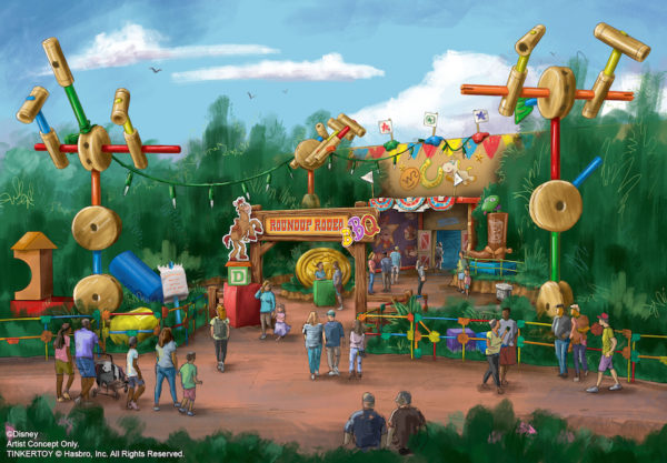 Toy Story Land gets its own table service restaurant in 2020! Photo credits © Disney Enterprises, Inc. All Rights Reserved