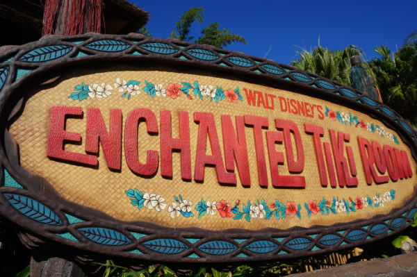 The beloved Tiki Birds of the Enchanted Tiki Room will not be flying the coop anytime soon.