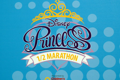 The Disney Princess half marathon is one of the most popular.