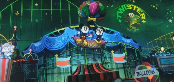 Mickey and Minnie's Runaway Railway: Nothing Can Stop Us Now!