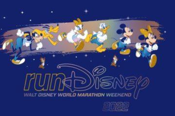 runDisney returns! Photo credits (C) Disney Enterprises, Inc. All Rights Reserved