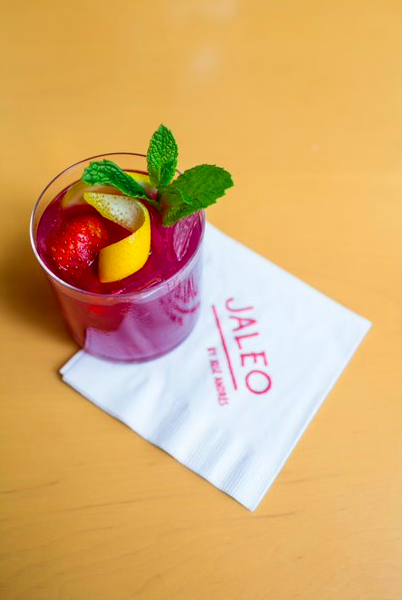 Jaleo will host Sangria Hour from 3 to 6 PM every day starting July 29th! Photo credits (C) Disney Enterprises, Inc. All Rights Reserved