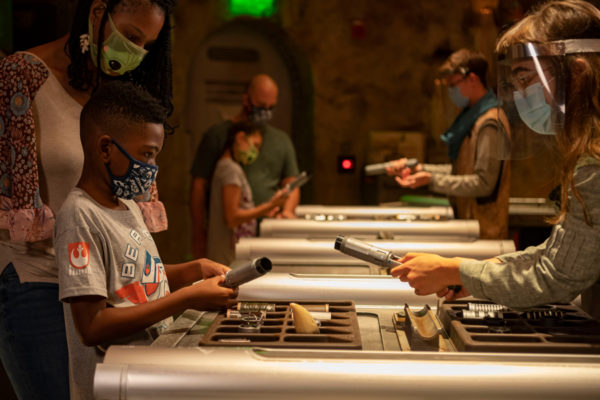 Savi's Workshop To Reopen At Hollywood Studios on September 20.  Photo credits (C) Disney Enterprises, Inc. All Rights Reserved