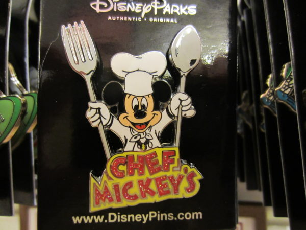 Chef Mickey's is a favorite character dining experience in Disney World!