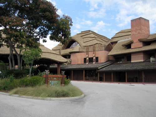 The Sense of Africa Tour takes place as Animal Kingdom Lodge.