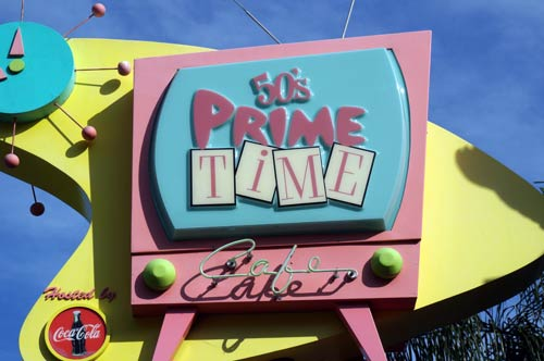 You are sure to have fun a the 50s Prime Time Cafe.