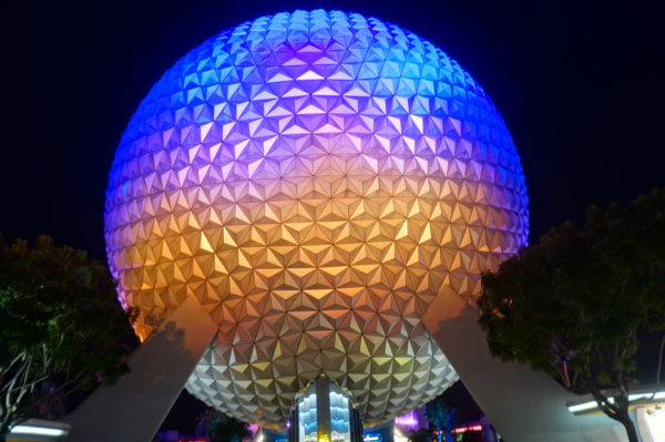 Siemens pulls their sponsorship from Spaceship Earth.