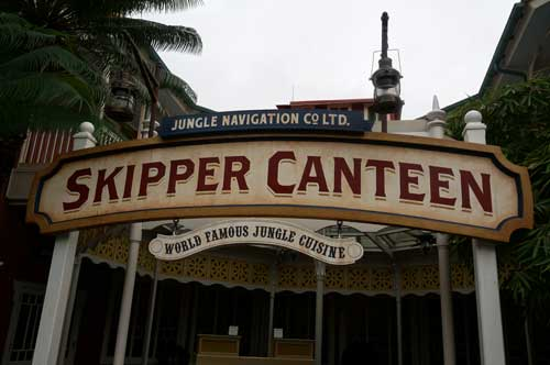 Welcome to the Skipper Canteen!