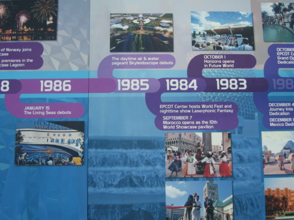 Skyleidoscope opened in 1985.