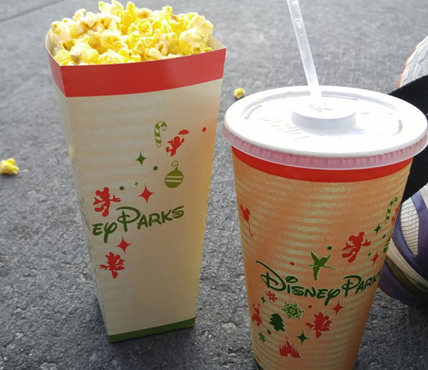 Snacks on the Disney Dining Plan are about so much more than just pop and popcorn.