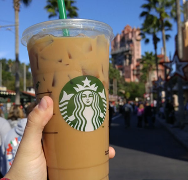 Start your day off right with a venti drink from Starbucks for one snack credit.