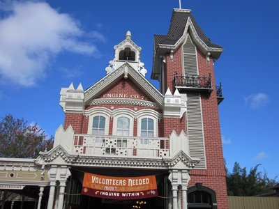 You can register to play at the Fire Station on Main Street USA.