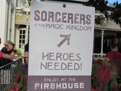 Sorcerers Magic Kingdom Preview