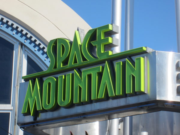 How much do you know about Space Mountain?