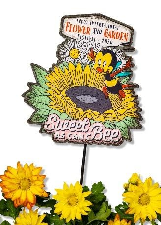 Spike the Bee has a long history at Disney. Photo credits (C) Disney Enterprises, Inc. All Rights Reserved