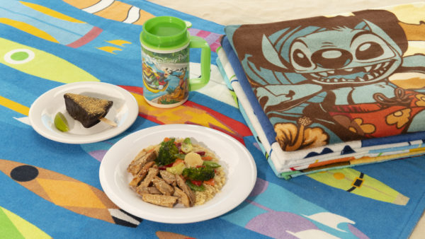 Save 20% when you bundle your dining and a souvenir at Disney's Water Parks. Photo credits (C) Disney Enterprises, Inc. All Rights Reserved