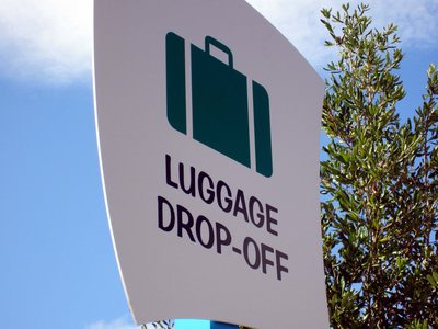 Disney can transfer your luggage from one resort to another.