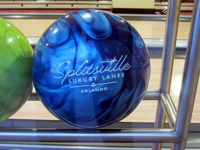 Splitsville makes bowling seem both retro and contemporary cool.