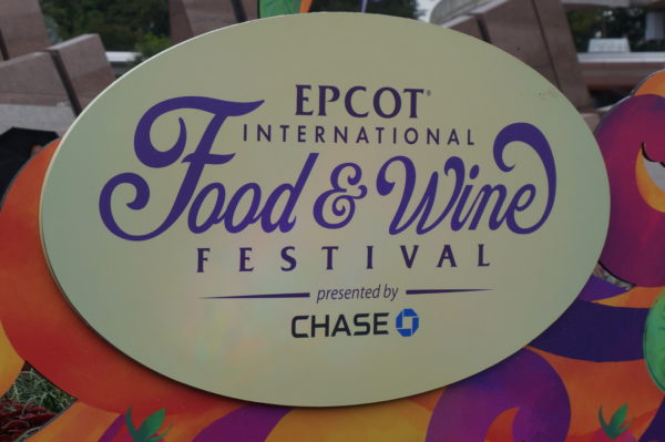 The Epcot Food and Wine Festival takes place in the fall when kids are back in school and crowds are smaller.