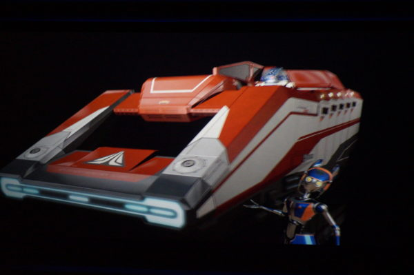 Star Tours gets a new scene on November 17.