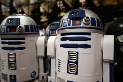 Looking to buy your own R2D2?  You can get one here.