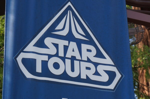 Star Tours is the original Star Wars attraction in Disney World!