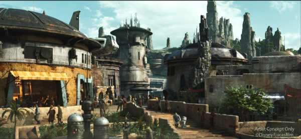 Galaxy's Edge will finally open in 2019.