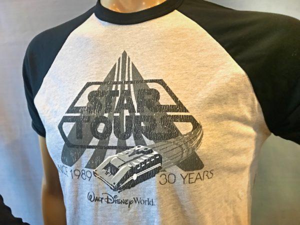 Star Tours - Since 1989 - Walt Disney World t-shirt.