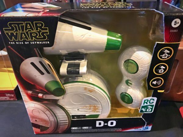 This radio controlled D-O looks like fun.