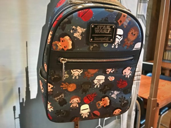 Star Wars Loungefly backpack.