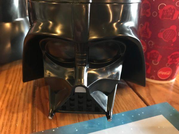 A little gift - a Darth Vader mug.