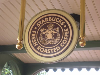 Starbucks Sign Main Street 1