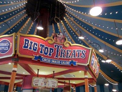 Storybook Circus Treats