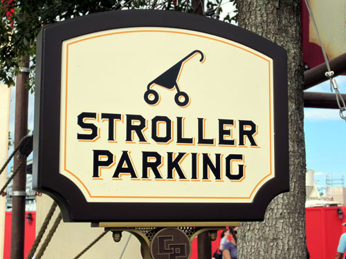 Want a stroller at Disney World? You've got some decisions to make.