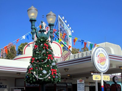 Oscars - Christmas at Diseny's Hollywood Studios