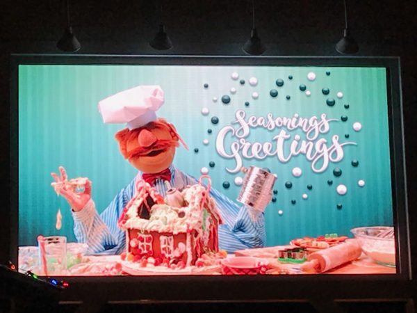 Season Greetings from The Muppets!